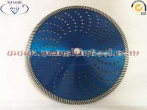 12′′ Turbo Diamond Saw Blade for Granite Diamond Tool pictures & photos