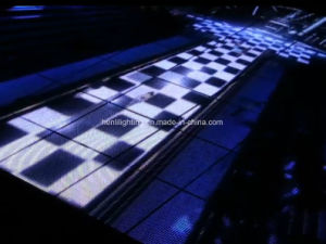 LED P12.5 Video Dance Floor for Wedding/ TV Show pictures & photos