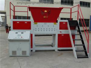 Double Shaft Plastic Shredder Machine pictures & photos