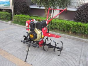Farm Machinery Rotary Tiller for Garden Tractor with Power Tiller Parts pictures & photos