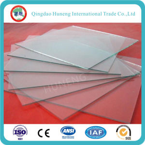 1mm-3mm Clear Sheet Glass Used for Photo Frame, Clock Cover Ect pictures & photos