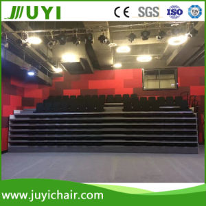 Retractable Bleachers Bleacher Chairs Seating Telescopic Bleachers Jy-768f pictures & photos