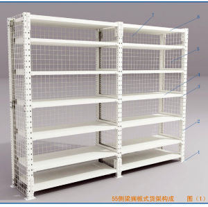 China Manufacturer Steel Shelf for Wareahouse Storage pictures & photos