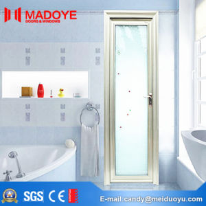 Five-Star Hotel Building Material Aluminum Bathroom Doors with Classical Pattern pictures & photos