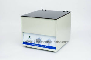 Tdl-24 Electric Low Speed Centrifuge pictures & photos