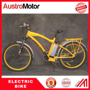 """20"""" 26"""" Fat Tire MID Drive Electric Bike 750W Brushless pictures & photos"""
