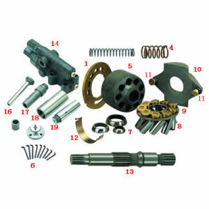 Best Quality Hydraulic Piston Pump Ha10vso28 Dflr/31r-Psa62k01 pictures & photos