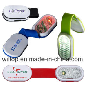 Promtotional Magnetic Reflector Safety Light (PM189) pictures & photos