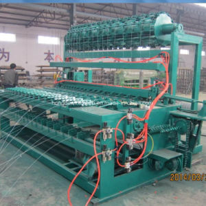 China Factory Goat Fence Machine/ Grassland Field Fence Making Machine (XM57) pictures & photos