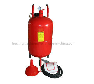 10gallon Sand Blaster Portable Air Sandblaster High Pressue Tank pictures & photos
