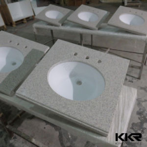48inch American Standard Solid Surface Bathroom Vanity Tops pictures & photos