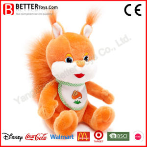 Stuffed Plush Animal Soft Squirrel Toy for Kids/Children/Baby pictures & photos