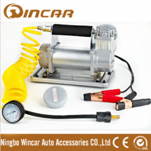 Portable Car Tyre Inflator (W1010) pictures & photos