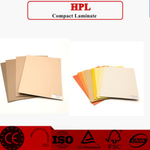 HPL Laminate Kitchen Cabinet pictures & photos