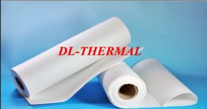 Zirconia Refractory Ceramic Fiber Industrial Equipment Filter Paper Low Shot Content