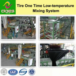 Tire Single-Stage Low-Temperature Mixing System pictures & photos