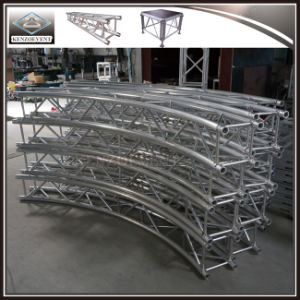 Factory Price Aluminum Curved Roof Truss System for Concert pictures & photos