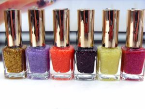 Eco-Friendly Glossy and Shinning Private Label Nail Gel Nail Polish pictures & photos
