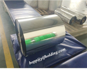 Metallised BOPP Film for Food Flexible Packaging, Decorations, Labels, Gift Wrapping etc pictures & photos