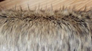Knitted Long Pile Fake Fur Faux Fur Fabric High Pile Fur for Coat/Hat/POM/Shoe pictures & photos