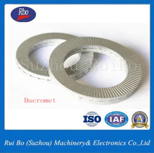 China Made ODM&OEM Self-Locking Washers/Nord Lock Washer pictures & photos