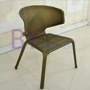 PE Rattan Table and Chair Set Dining Set pictures & photos
