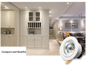 COB Non-Dimmable LED Ceiling Commercial Downlight pictures & photos