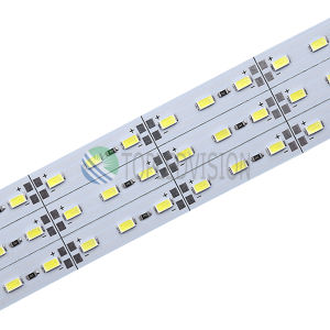 5630/5730 High Brightness 60LEDs 72LEDs LED Rigid Light Bar pictures & photos