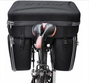 Bicycle Travel Bag for Cyclist to Tibet pictures & photos