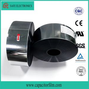 Metallized PP Capacitor Film Supplier pictures & photos