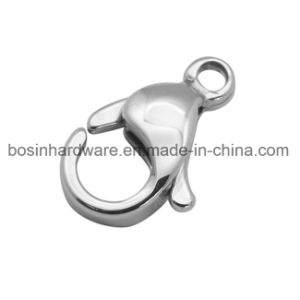 12mm Wholesale Stainless Steel Lobster Clasp Fastener pictures & photos