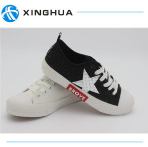 Fashionable Good Price Canvas Shoes pictures & photos