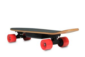 $77 Wholesale Four Wheel Mini Electric Skateboard with Remote Control pictures & photos