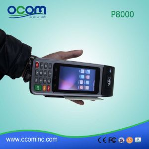 China POS Terminal Manufacturer/Portable Terminal/Android POS Terminal (P8000) pictures & photos