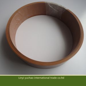 Wood Grain PVC Edge Banding for Furniture Accessories pictures & photos