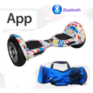 10inch Electric Hoverboard Self-Balancing Electric Scooter Hoverboard Electric Skateboard with APP pictures & photos