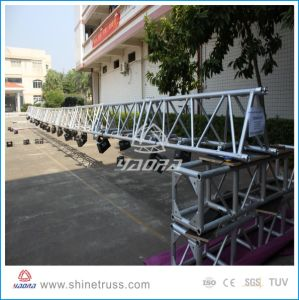 High Hardness Aluminum Folding Stage Truss pictures & photos