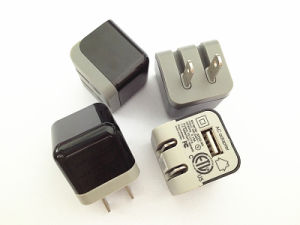 Quick Charging USB Home Plug Adapter Mobile Phone Charger pictures & photos