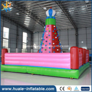 China Inflatable Rock Climbing, Inflatable Obstacle Games for Kids pictures & photos