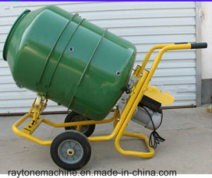 Hand Push Concrete Mixer Drum Mixing Machine pictures & photos