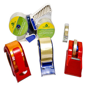 Various Kinds of Carton Sealing Tape with Dispenser pictures & photos