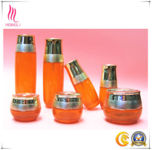 2017 New Style Glass Bottle Cosmetic, 100ml Bottle Cosmetic, Bottles and Packaging pictures & photos