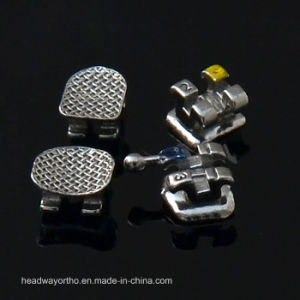 Orthodontic Mini Mbt Roth Bracket Ce ISO Fad pictures & photos
