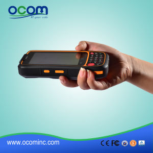 OCBS-D7000 4 Inch Handheld POS Mobile Android Industrial PDA/Data Collector pictures & photos
