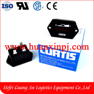 Hot Sale Curtis 48V Battery Indicator 906t pictures & photos