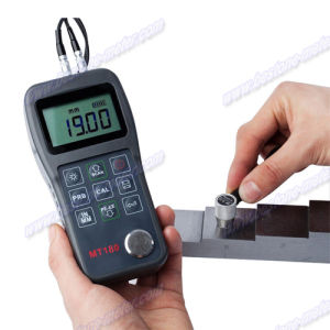 Multi-Mode Thickness Gauge Mt180/Mt190 pictures & photos
