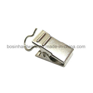 Nickel Plated Steel Metal Curtain Clip pictures & photos