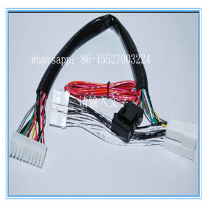 Top Quality 24 Pin Jeep Trailer Electric Wire Harness pictures & photos