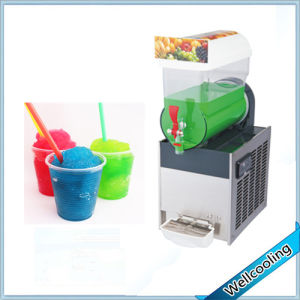 China Easy Operate Commercial Slush Machine Slurpee Machine pictures & photos