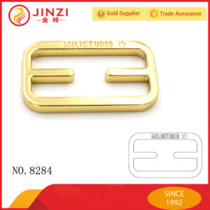 Custom Your Brand Logo Adjustable Slider Belt Buckle pictures & photos